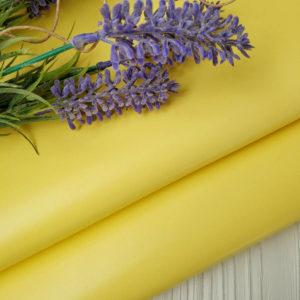 кожзам светло-желтый