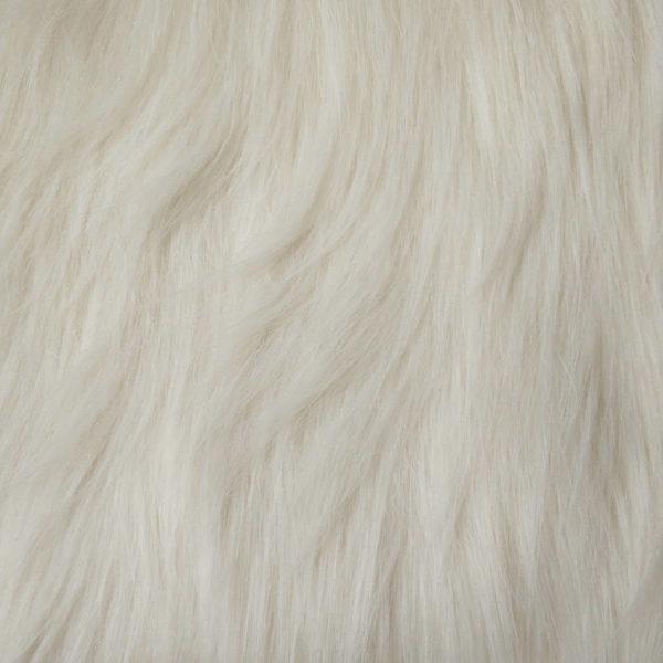 мех длинный ворс белый2
