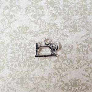 подвеска швейная машина серебро