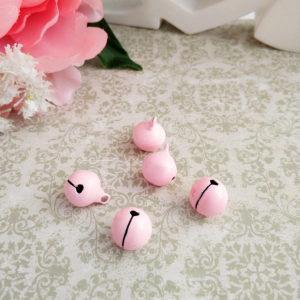 бубенчик 12мм розовый