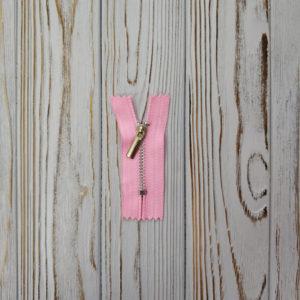 молния 5см розовый