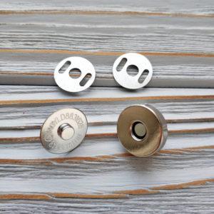 кнопка магнитная 14мм