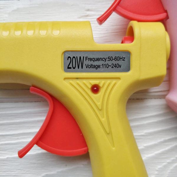 клеевой пистолет характеристики