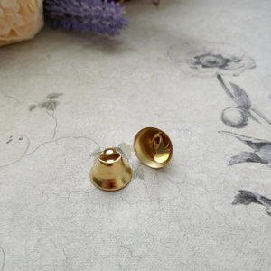 колокольчик золото 1,5см