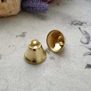 колокольчик золото 2.5см