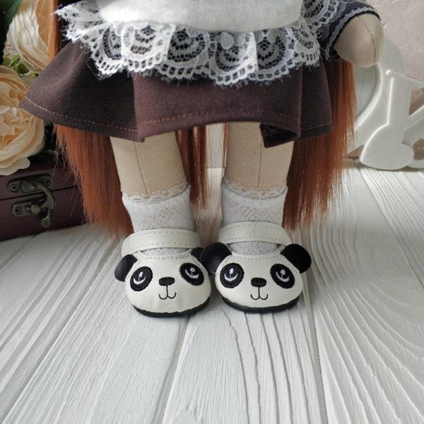 туфли панда 7см на ногах