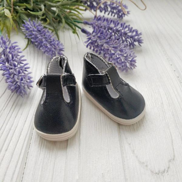 сандалии 5см черные